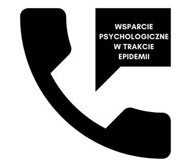 WSPARCIE PSYCHOLOGICZNE W TRAKCIE EPIDEMII
